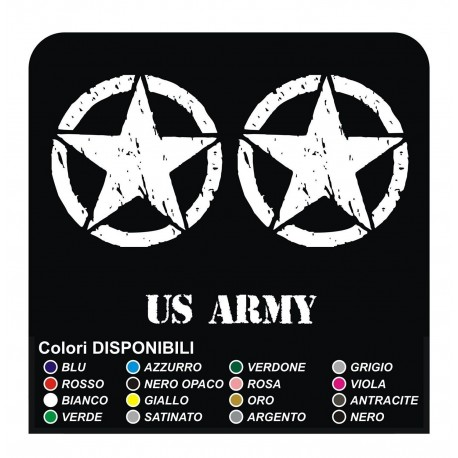 DECALS STAR MILITARY US ARMY tank HARLEY DAVIDSON custom motorcycle