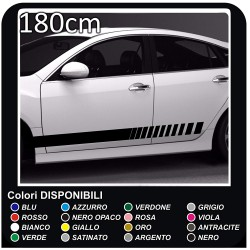 adhesive side: 180 cm bmw amg decals mercedes Adhesive strips audi, mini cooper, Viper, fiat 500, smart tuning rally