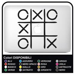 "adhesive kind stickers THREE stickers MacBook sticker for Apple MacBook Pro/Air e iPad ""iTris"" Mac Book"