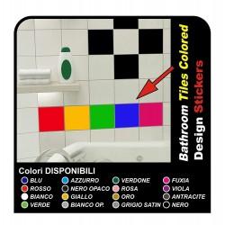18 adhésifs pour carreaux cm 15x20 Décoration Stickers Carrelage Cuisine et salle de bains