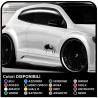 Aufkleber spinne spider sticker für alfa romeo bmw serie 3 4 5 X audi TT sline volksvagen golf vw golf polo Seat tuning