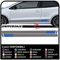 Adhesive Side Strips Universal for subaru volkswagen mitsubishi toyota seat alfa romeo mitsubishi rally lotus audi bmw