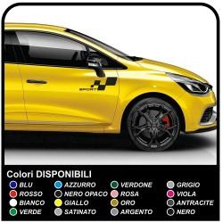 Aufkleber Für Renault Clio Rs Renault Clio Williams Renault Clio 20 Rs Sport Neue Clio Grafik Set Aufkleber Clio
