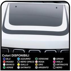Grafic Autocollant couverture pour Jeep Compass - de Qualité supérieure autocollant autocollants