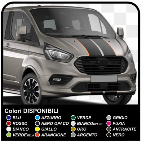 M-SPORT Stickers-tone pattern Side and bonnet, Van graphics, van stickers decals stripes custom turneo