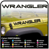 adesivi per cofano wrangler jeep us army stella con teschio renegade jeep stella militare Willys