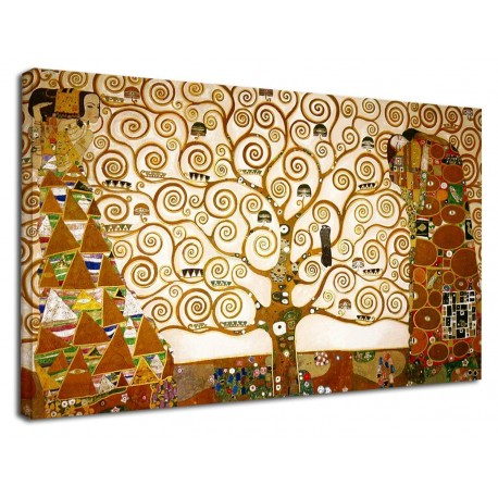 The Framework Klimt The Tree Of Life The Tree Of Life Picture