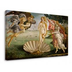 Quadro Botticelli - La nascita di Venere - La Venere di Botticelli - Quadro stampa su tela canvas con o senza telaio