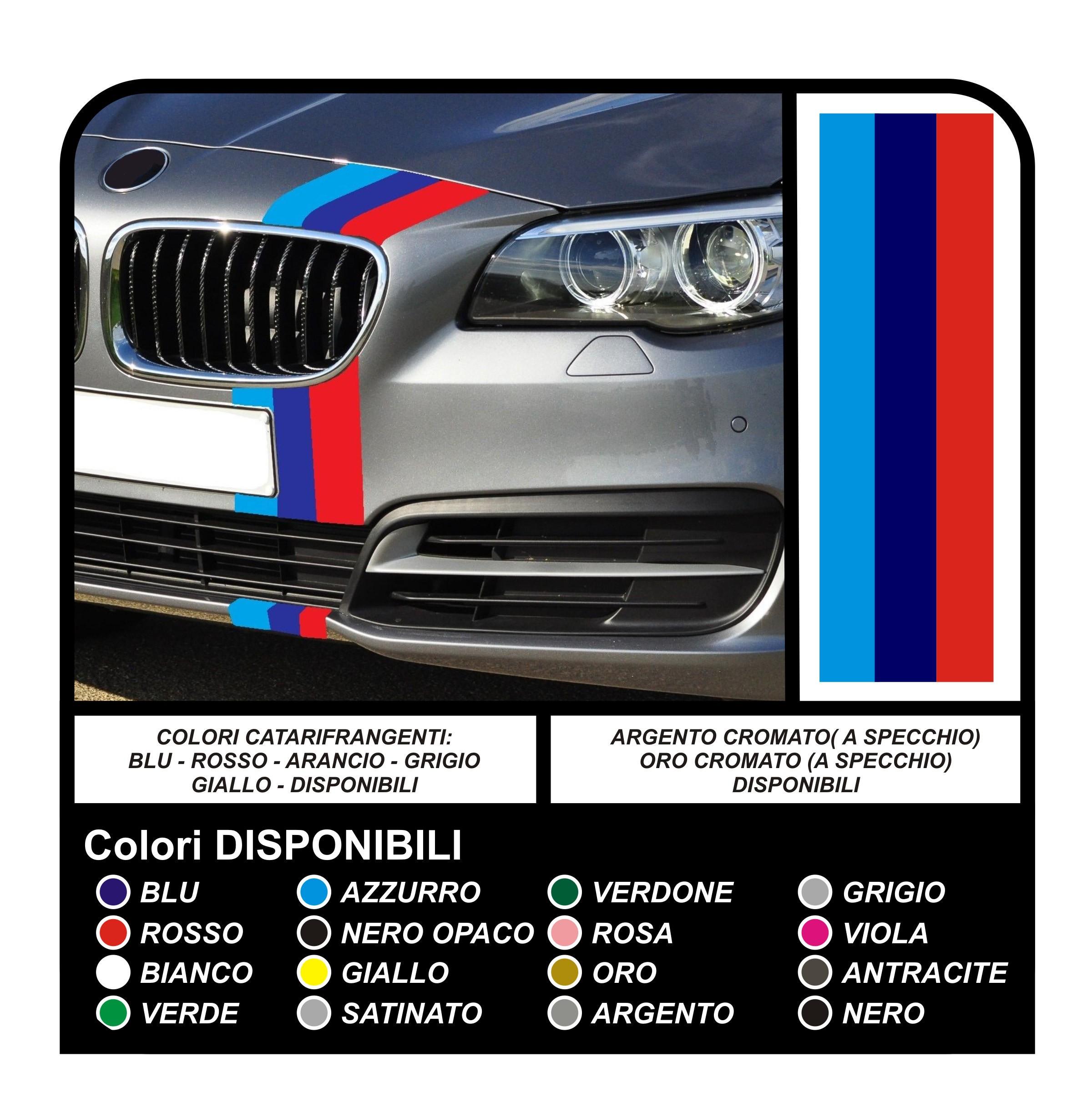 Stickers Band Bumper For Bmw All Models E36 E46 E60 E90 M3 M5 F01 F10 E36 E46 E90 E60 F01 Decal Series 1 3 5