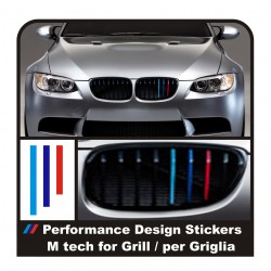 adhesives for grille bmw M Sport - all models