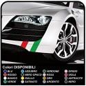 Klebstoffe universal-auto-KIT kolbenringe, italienische flagge für motorhaube tettino und eine truhe streifen der