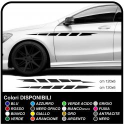 Aufkleber seitenteile seitenteile Auto-Tuning seitlichen hohen oder niedrigen universell für auto