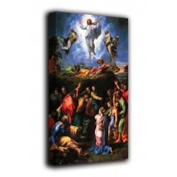 Quadro Trasfigurazione - Raffaello - stampa su tela canvas con o senza telaio