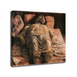 Painting the Dead Christ - Andrea Mantegna - print on canvas with or without frame