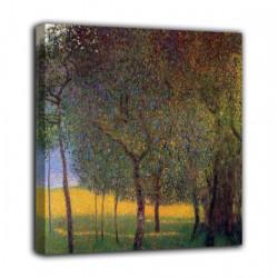 Quadro Alberi da frutto - Gustav Klimt - stampa su tela canvas con o senza telaio