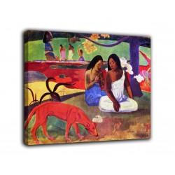 Quadro Arearea - Paul Gauguin - stampa su tela canvas con o senza telaio