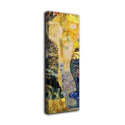 Quadro Bisce d'acqua I - Gustav Klimt - stampa su tela canvas con o senza telaio