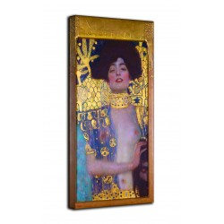 Quadro Giuditta I - Gustav Klimt - stampa su tela canvas con o senza telaio