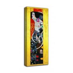 """Bild """" Judith II - Gustav Klimt - druck auf leinwand, leinwand mit oder ohne rahmen"""