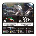 Stickers for YAMAHA T MAX 500 for side, t-max tmax carter CHESS