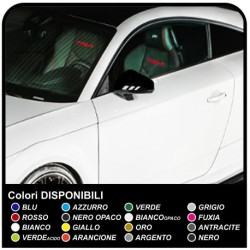 Adesivi Sticker per specchietto auto Qualità superiore
