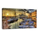 Gulf of Naples painting - prints on canvas with or without frame