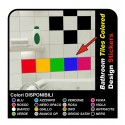 18 adhesives for tiles, cm 15x20 Decor Stickers Kitchen Tiles and bathroom