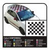 adhesive ROOF adhesives, ROOF CHESS large chess board stickers top
