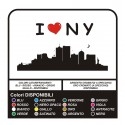 Wall stickers NEW YORK room, and living room Wall stickers New York NY stickers decals wall wall cm 105x49