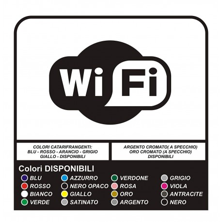 2 stickers-in wi-fi for TOP QUALITY for bars, clubs, offices, shop windows, stores, restaurants, saloons, hotels, stickers,