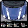 stickers hood mini cooper countryman Car Viper kit HOOD COUNTRYMAN John Cooper the ONE with ALL the MODELS
