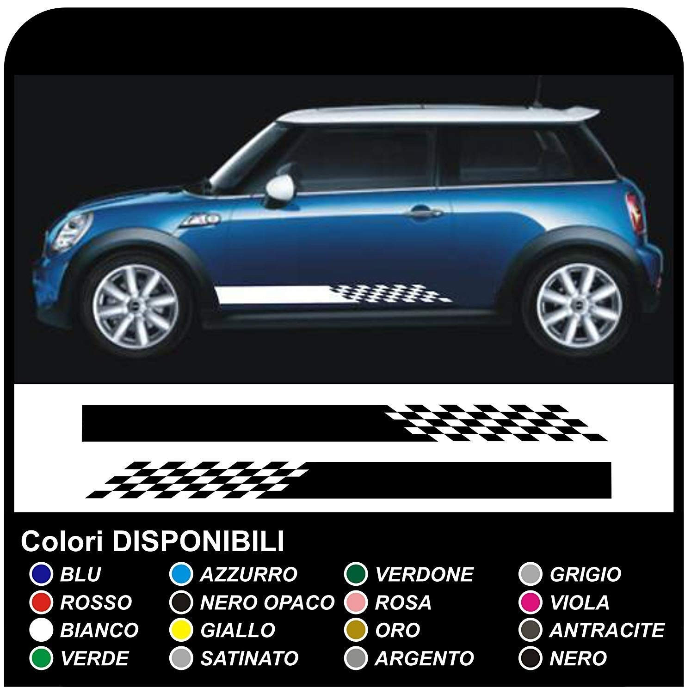 Mini Cooper Kit Adhesive Stripes Countryman John Cooper One