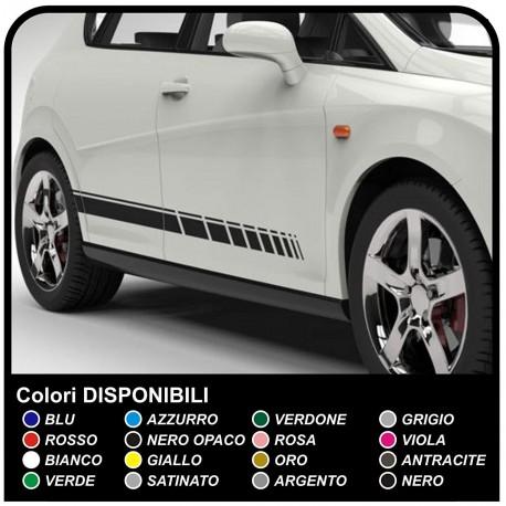 Aufkleber Seitlich Bmw Amg Aufkleber Mercedes Streifen Selbstklebende Bänder Selbstklebende Audi Streifen Mini Cooper Viper