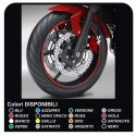 rims wheels moto adhesive strips for DUCATI YAMAHA SUZUKI KAWASAKI HONDA BMW